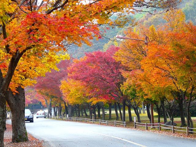 gdzie na urlop jesienią