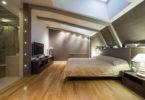 sypialnia ze skosami