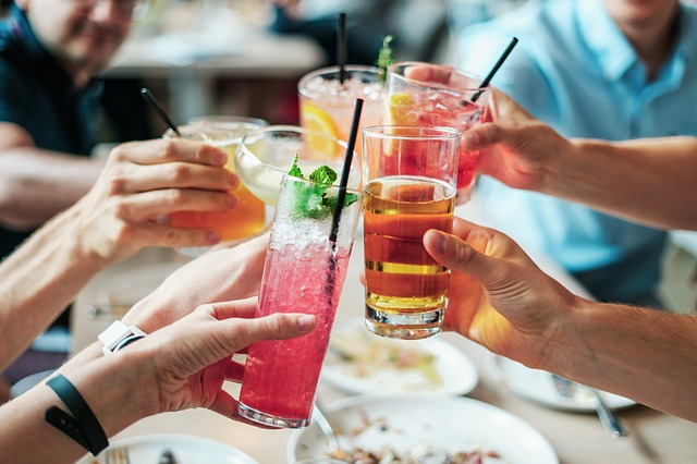 drinki sylwestrowe