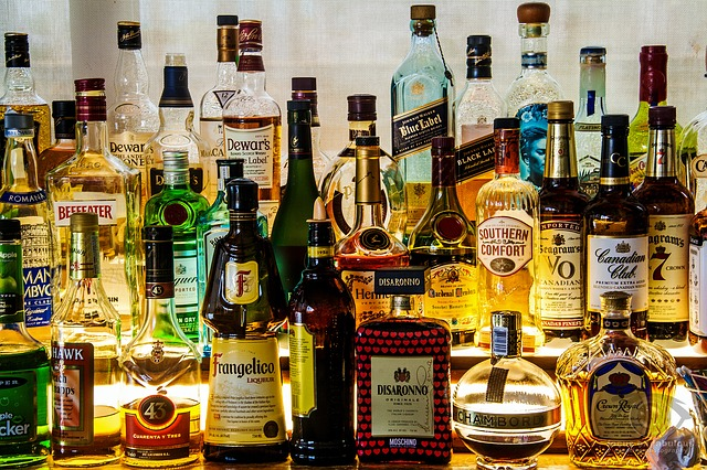 kaloryczność alkoholu
