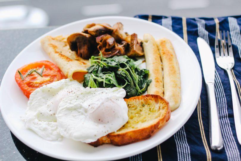 drugie śniadanie