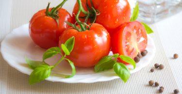 przepisy z pomidorów