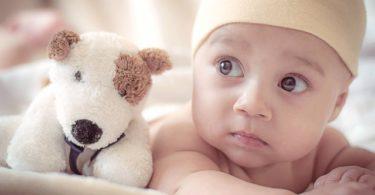 prezent dla niemowlaka