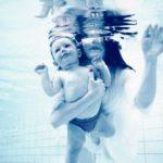 dziecko pływanie